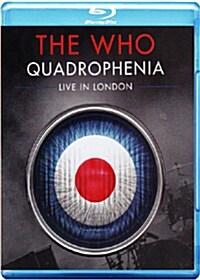 [수입] [블루레이] The Who - Quadrophenia: Live In London