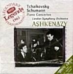 [수입] 차이콥스키 : 피아노 협주곡 1번 & 슈만 : 피아노 협주곡 Op.54