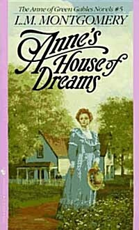 Annes House of Dreams (Mass Market Paperback)