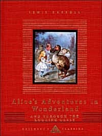 Alices Adventures in Wonderland and Through the Looking Glass (Hardcover)