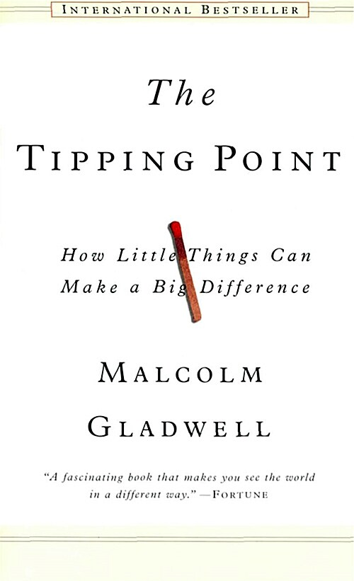 [중고] The Tipping Point (Paperback) (Paperback)