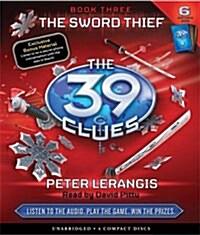 The Sword Thief (Audio CD)