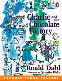 Charlie and the Chocolate Factory (Paperback + CD 1장)