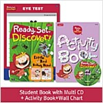 Pack-Ready, Set, Discover ! 1 : Little Red Riding Hood (SB+Multi CD+AB+Wall Chart)