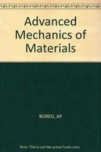 Advanced mechanics of materials 3rd ed