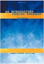 An Introductory English Grammar (Paperback, 5)