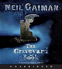 The Graveyard Book (Audio CD)