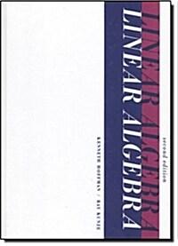 Linear Algebra (Hardcover, 2, Revised)