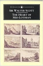 The Heart of Mid-Lothian (Paperback)