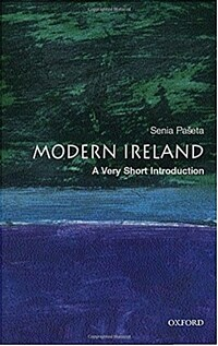 Modern Ireland: A Very Short Introduction (Paperback)