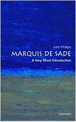 The Marquis de Sade: A Very Short Introduction (Paperback, New)