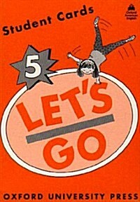 Lets Go 5 (Cards, Student)