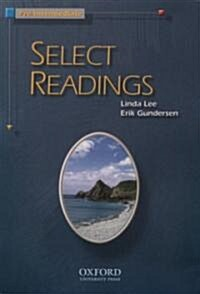 Select Readings Pre-int (Paperback, Student)