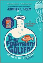 The Fourteenth Goldfish (Paperback)
