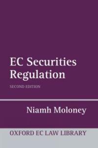 EC securities regulation 2nd ed