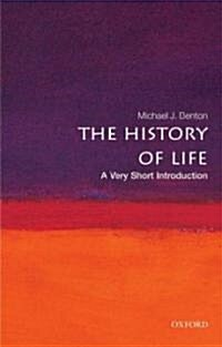 The History of Life: A Very Short Introduction (Paperback)
