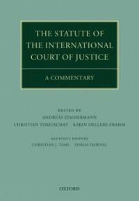 The Statute of the International Court of Justice : a commentary
