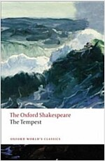 The Tempest: The Oxford Shakespeare (Paperback)