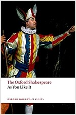 As You Like it: The Oxford Shakespeare (Paperback)