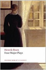 Four Major Plays : (Doll's House; Ghosts; Hedda Gabler; and the Master Builder) (Paperback)