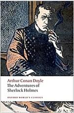 The Adventures of Sherlock Holmes (Paperback)