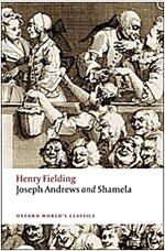 Joseph Andrews and Shamela (Paperback)