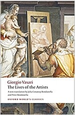 The Lives of the Artists (Paperback)