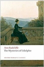 The Mysteries of Udolpho (Paperback, New)