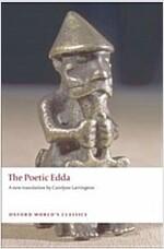 The Poetic Edda (Paperback, Reissue)