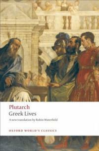 Greek Lives (Paperback)