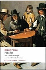 Pensees and Other Writings (Paperback)