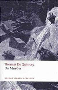 On Murder (Paperback)
