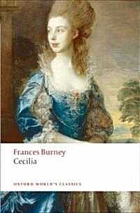 Cecilia : Or Memoirs of an Heiress (Paperback)
