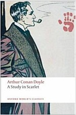 A Study in Scarlet (Paperback, Reissue)