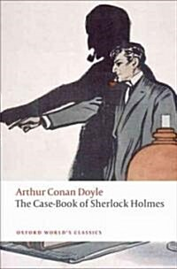 The Case-Book of Sherlock Holmes (Paperback)