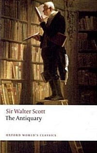 The Antiquary (Paperback)