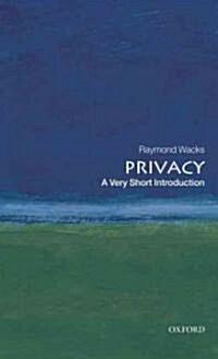 Privacy (Paperback)