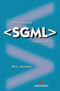 The concise SGML companion
