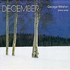 [수입] George Winston - December [Digipak]