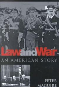 Law and war : an American story
