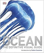 Ocean : The Definitive Visual Guide (Hardcover)