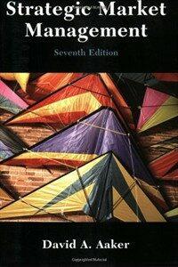 Strategic market management 7th ed