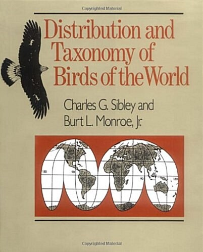 Distribution and Taxonomy of Birds of the World (Hardcover)