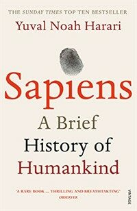 Sapiens : A Brief History of Humankind (Paperback, 영국판)
