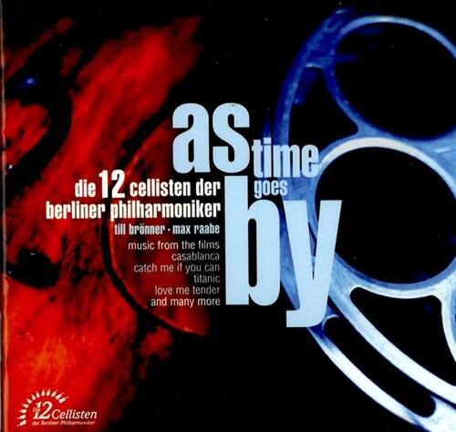 베를린 필 12 첼리스트 : 영화음악 모음집