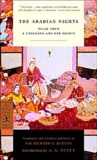 The Arabian Nights: Tales from a Thousand and One Nights (Mass Market Paperback)