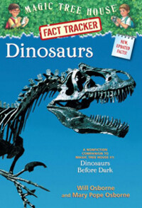 Magic Tree House FACT TRACKER #01 : Dinosaurs (Paperback)