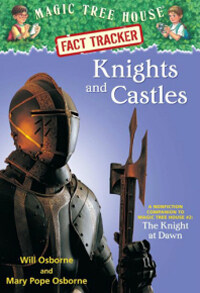 Magic Tree House FACT TRACKER #02 : Knights and Castles (Paperback)