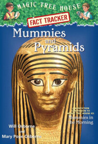 Magic Tree House FACT TRACKER #03 : Mummies & Pyramids (Paperback)