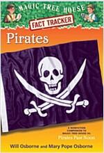 Magic Tree House FACT TRACKER #04 : Pirates (Paperback)